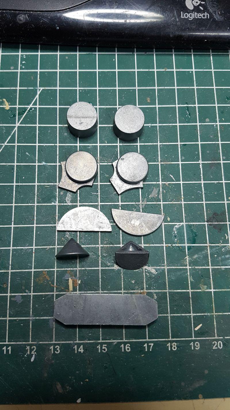 Baubericht JPN Schlachtschiff YAMATO gebaut von arrowsmodell 004_2_11
