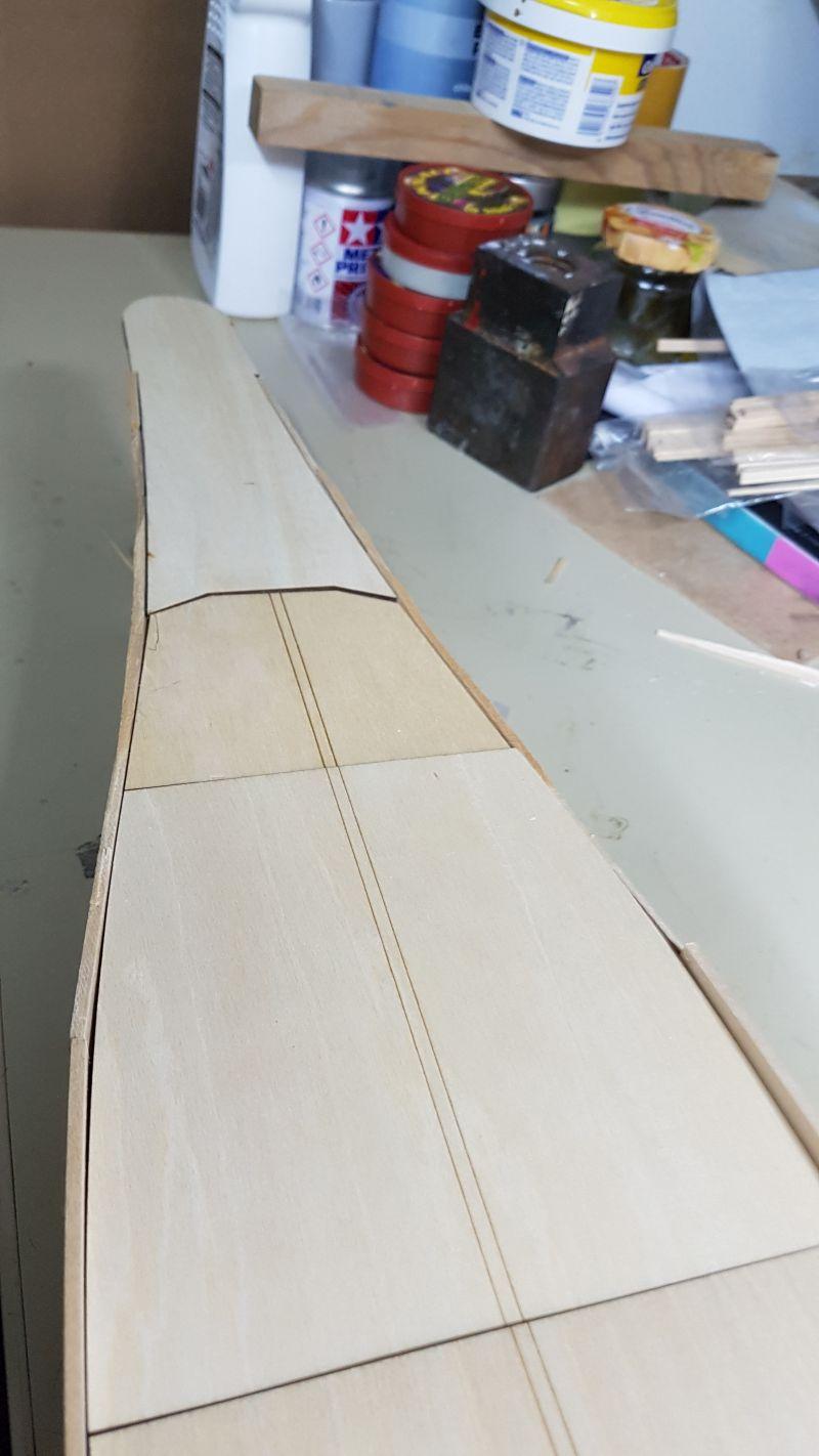 Baubericht JPN Schlachtschiff YAMATO gebaut von arrowsmodell 007_ya10