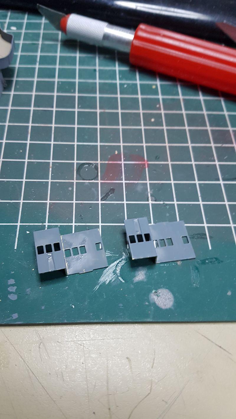 HMS HOOD 1:200 von Hachette gebaut von arrowsmodell - Seite 8 009_1_10