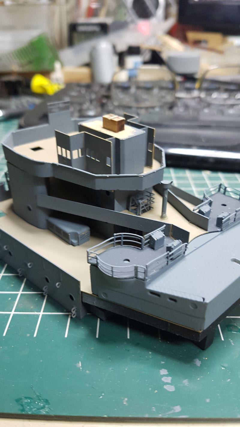 HMS HOOD 1:200 von Hachette gebaut von arrowsmodell - Seite 8 010_1_10