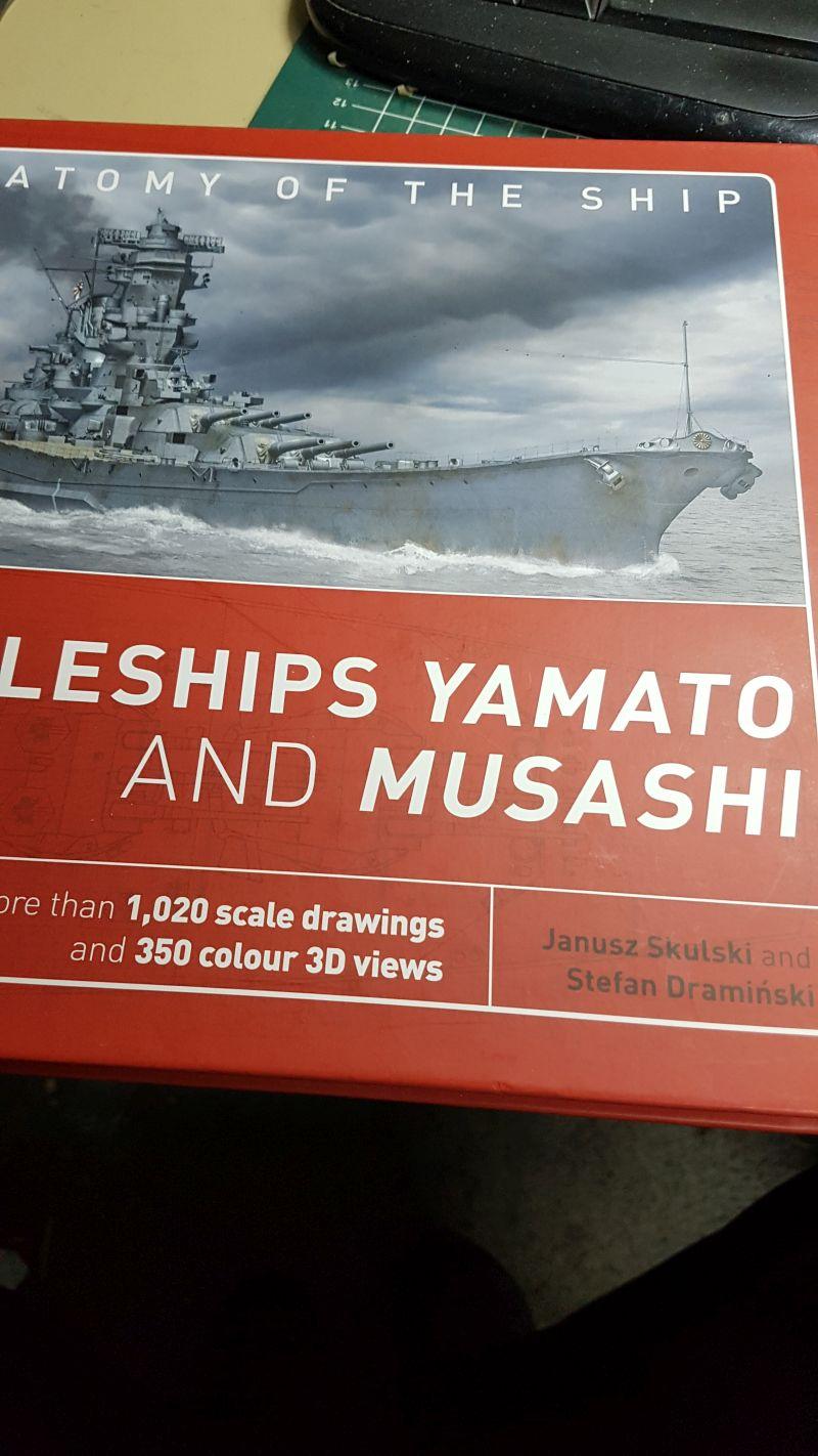 Baubericht JPN Schlachtschiff YAMATO gebaut von arrowsmodell 010_ya10