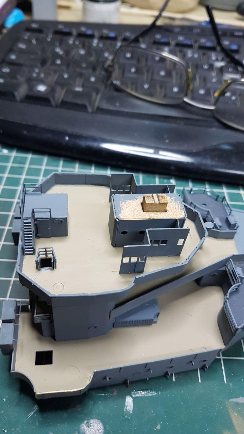 HMS HOOD 1:200 von Hachette gebaut von arrowsmodell - Seite 8 012_1_11