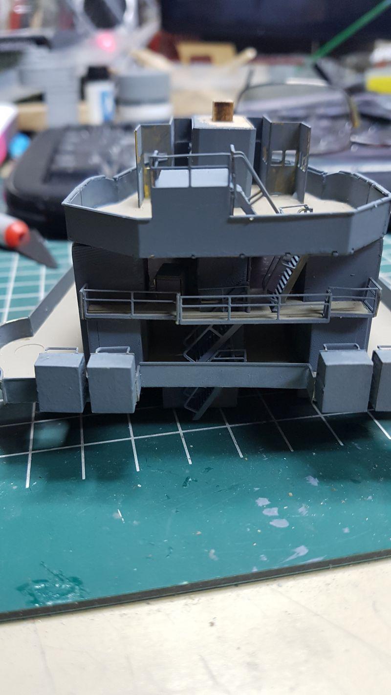 HMS HOOD 1:200 von Hachette gebaut von arrowsmodell - Seite 8 013_1_12