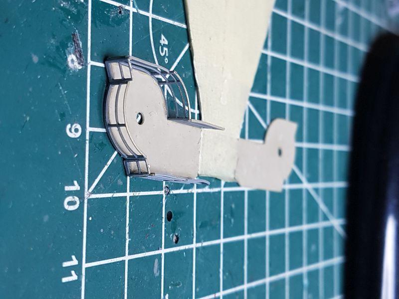 HMS HOOD 1:200 von Hachette gebaut von arrowsmodell - Seite 8 014_8011