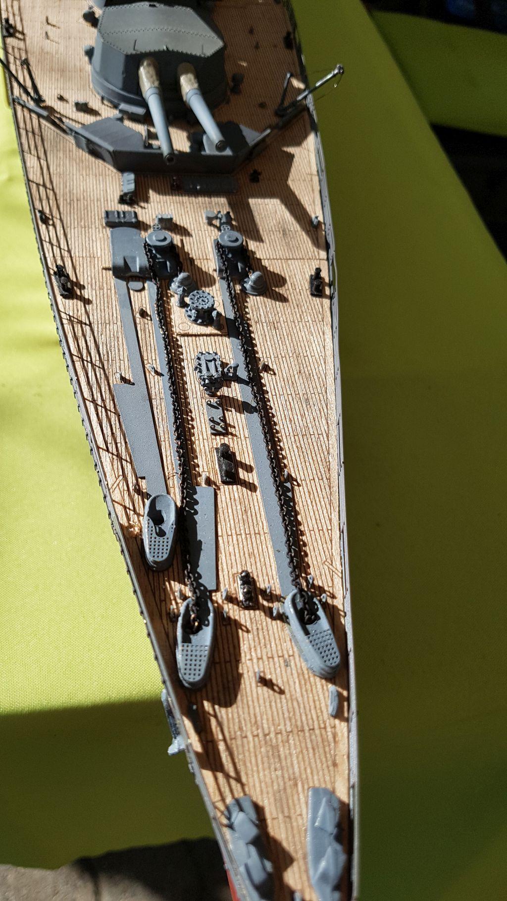 HMS HOOD 1:200 von Hachette gebaut von arrowsmodell - Seite 10 019_ho10