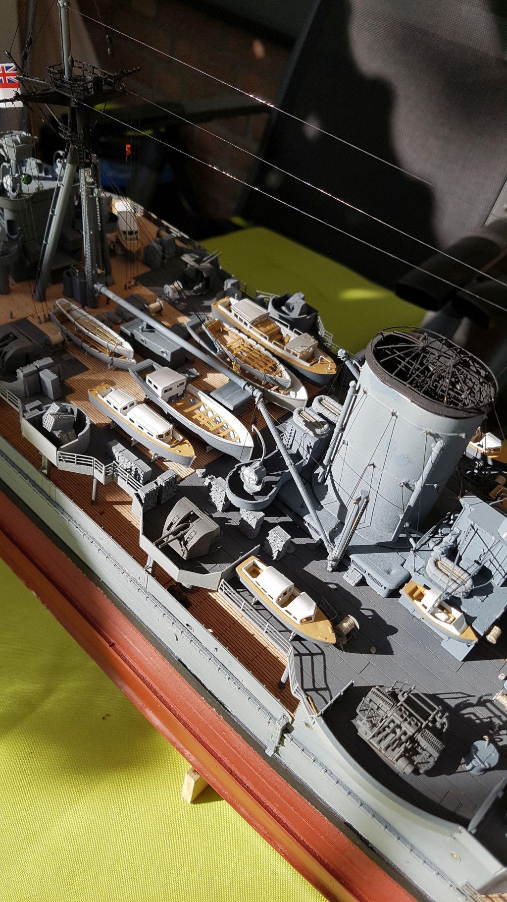 HMS HOOD 1:200 von Hachette gebaut von arrowsmodell - Seite 10 021_ho10
