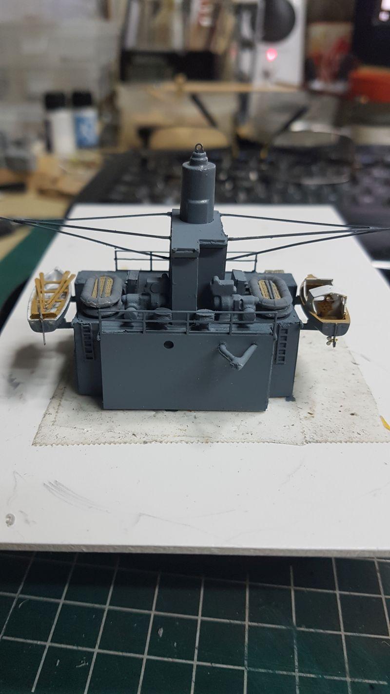 HMS HOOD 1:200 von Hachette gebaut von arrowsmodell - Seite 8 023_h510
