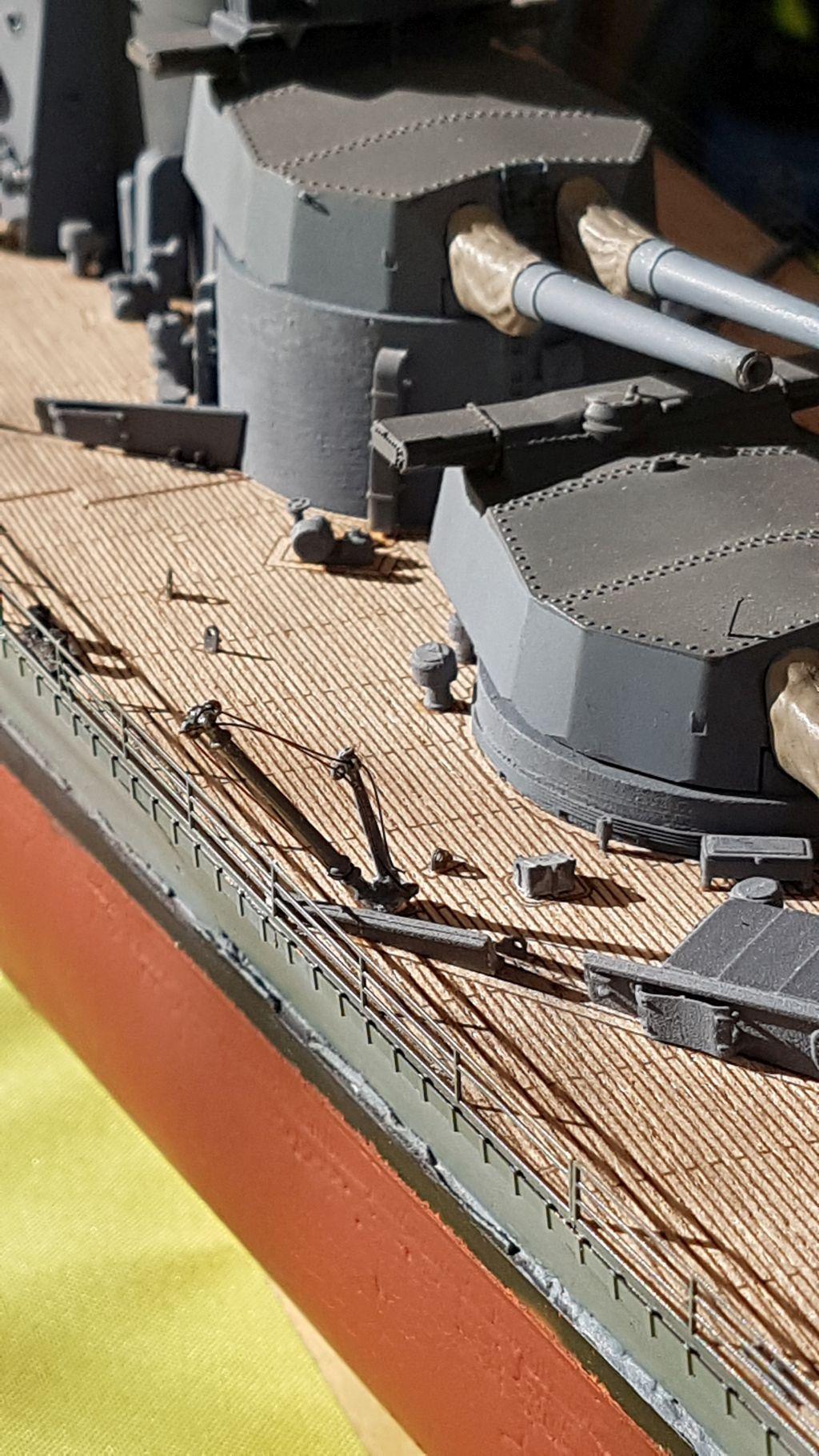 HMS HOOD 1:200 von Hachette gebaut von arrowsmodell - Seite 10 023_ho10