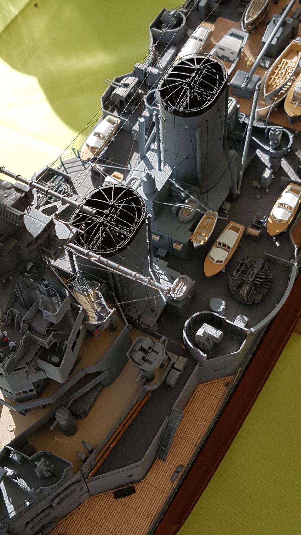 HMS HOOD 1:200 von Hachette gebaut von arrowsmodell - Seite 10 024_ho10