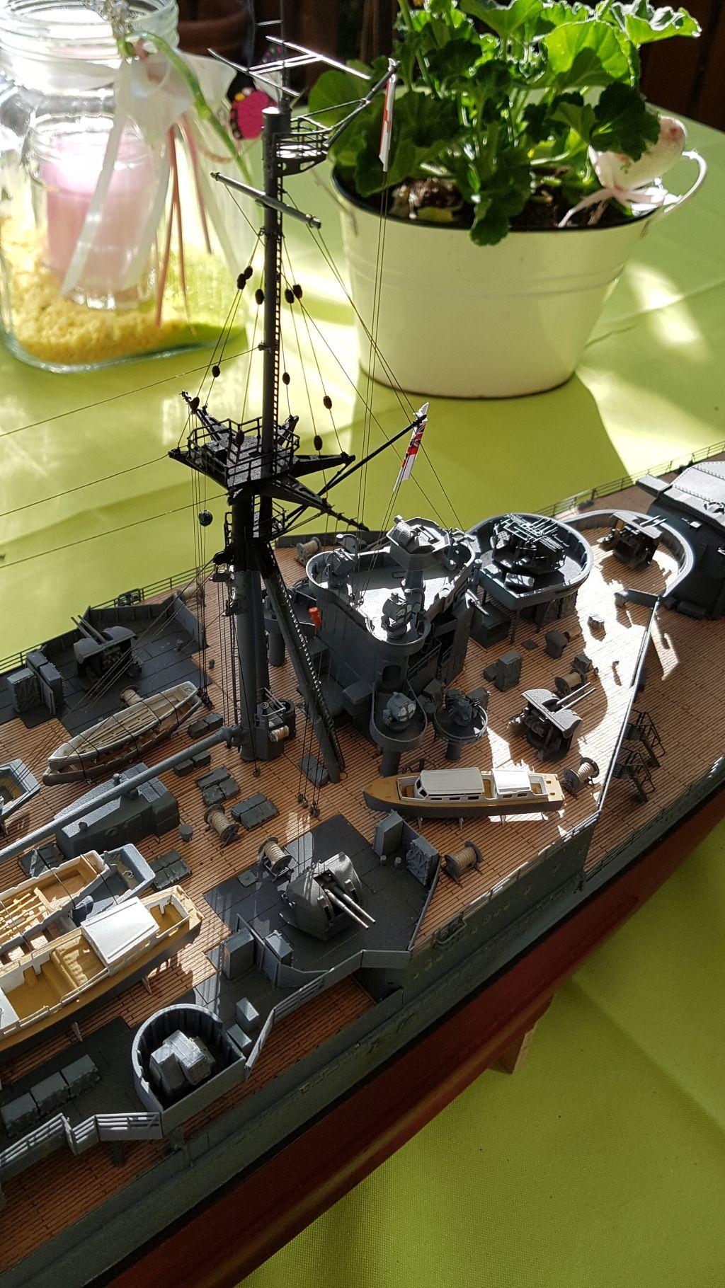 HMS HOOD 1:200 von Hachette gebaut von arrowsmodell - Seite 10 026_h010