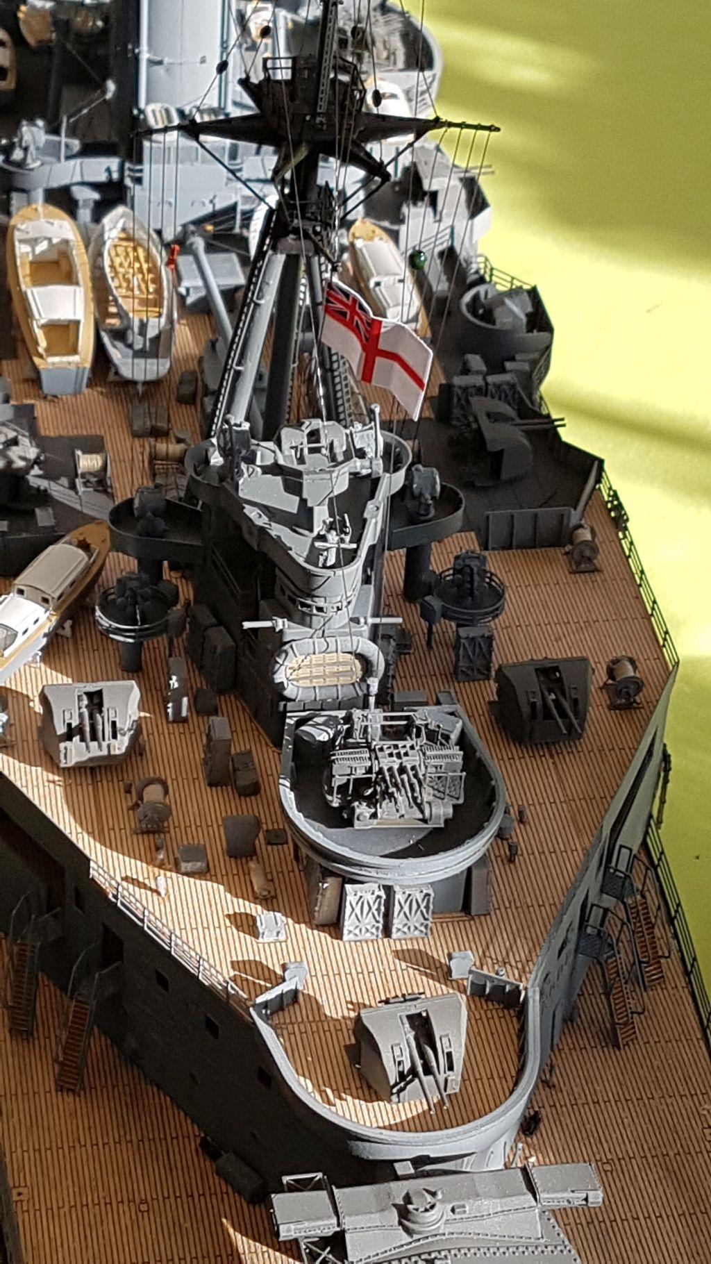 HMS HOOD 1:200 von Hachette gebaut von arrowsmodell - Seite 10 030_ho10