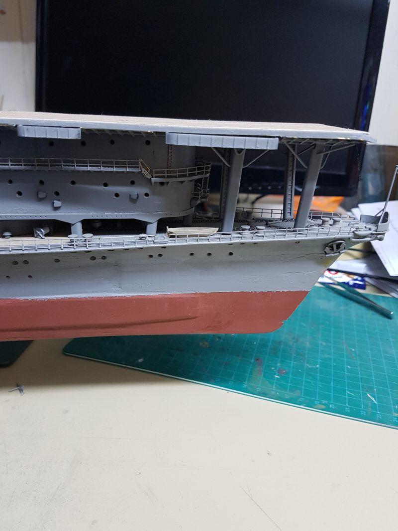 JPN Flugzeugträger AKAGI1:250 von DE AGOSTINI gebaut von Arrowsmodell - Seite 9 20191012