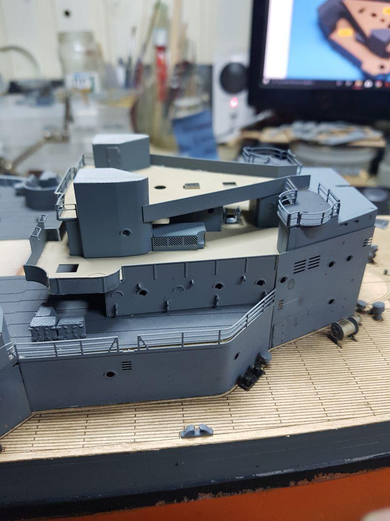 HMS HOOD 1:200 von Hachette gebaut von arrowsmodell - Seite 8 574_8010