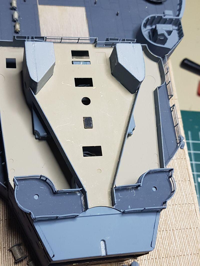HMS HOOD 1:200 von Hachette gebaut von arrowsmodell - Seite 8 575_8010