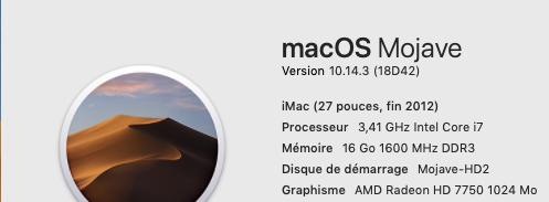 MacOS Mojave 10.14.3 final version (18D42) 10_14_10