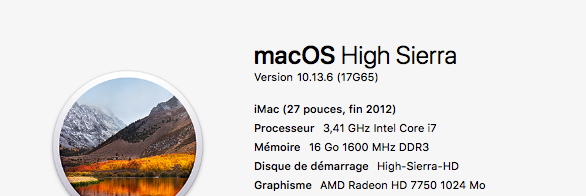 Mise a jour macOS High Sierra 10.13.6 (17G65) Hight_10