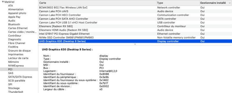 MSI 390 + I9 9900k + AMD Saphire 580 Pci_mp10