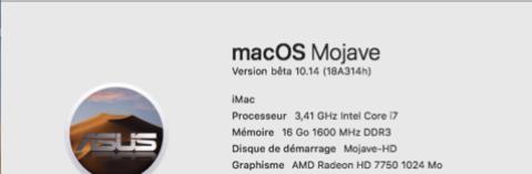 Changer le SystemLogo dans macOS Mojave