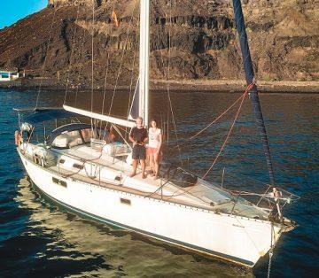 Arrivée sur l'archipel du Cap Vert (c'est l'époque...) Tour-d10