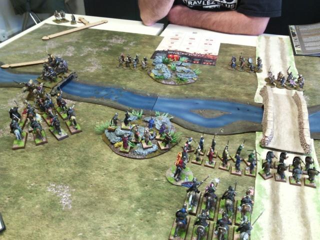 Bataille dans le Vexin en 1066 Saga0111
