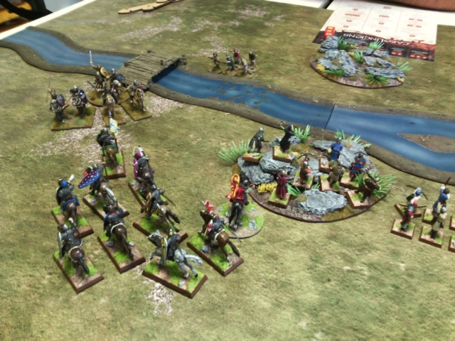 Bataille dans le Vexin en 1066 Saga0411