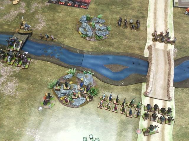 Bataille dans le Vexin en 1066 Saga0911