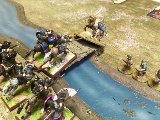 Bataille dans le Vexin en 1066 Saga1011