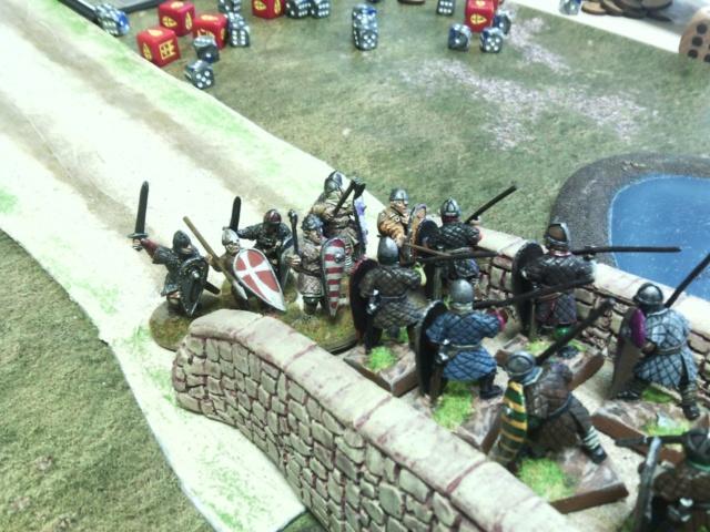 Bataille dans le Vexin en 1066 Saga1211