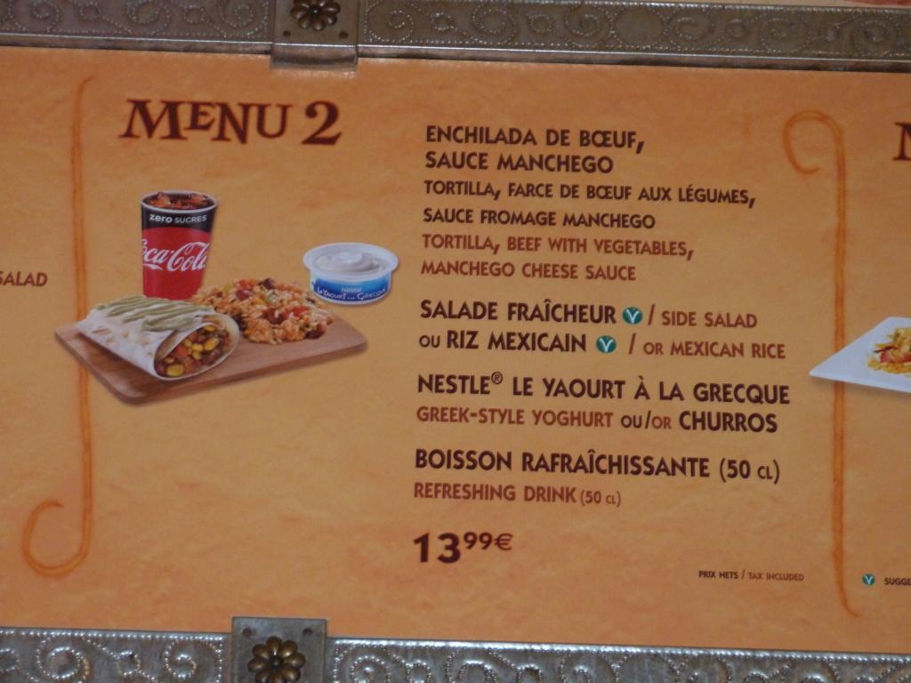 Fuente del Oro Restaurante (carte p.9) - Page 9 P1190611