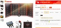 Panneau solaire Sillla10