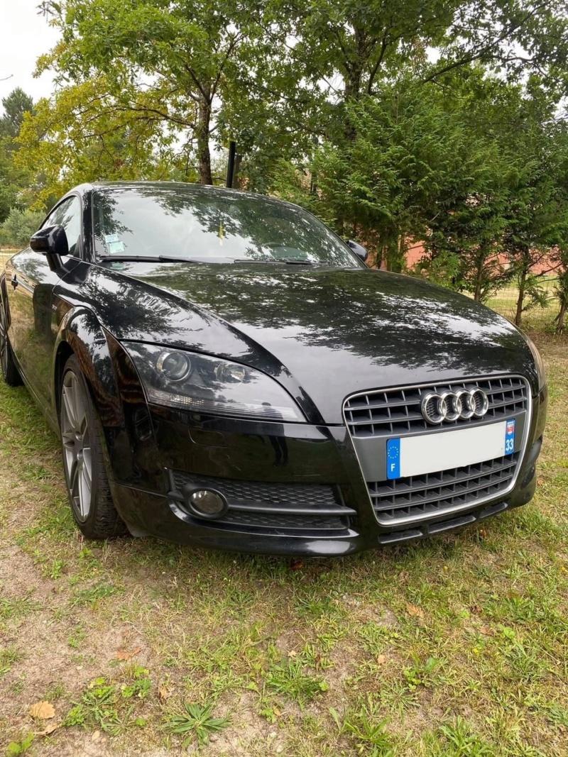 Audi TT 1.8 TFSI SLINE - Réfection Moteur 1_011