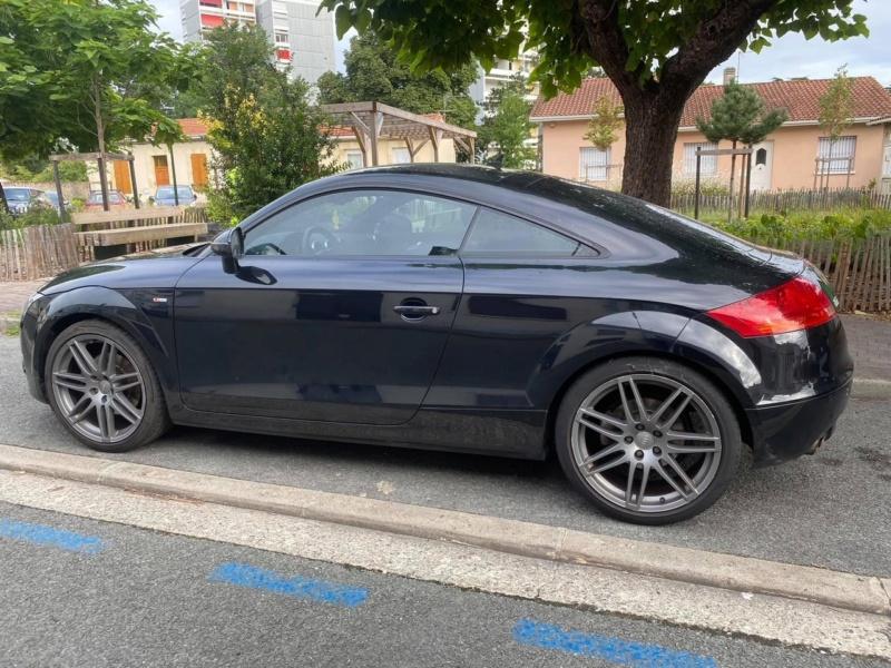 Audi TT 1.8 TFSI SLINE - Réfection Moteur 211