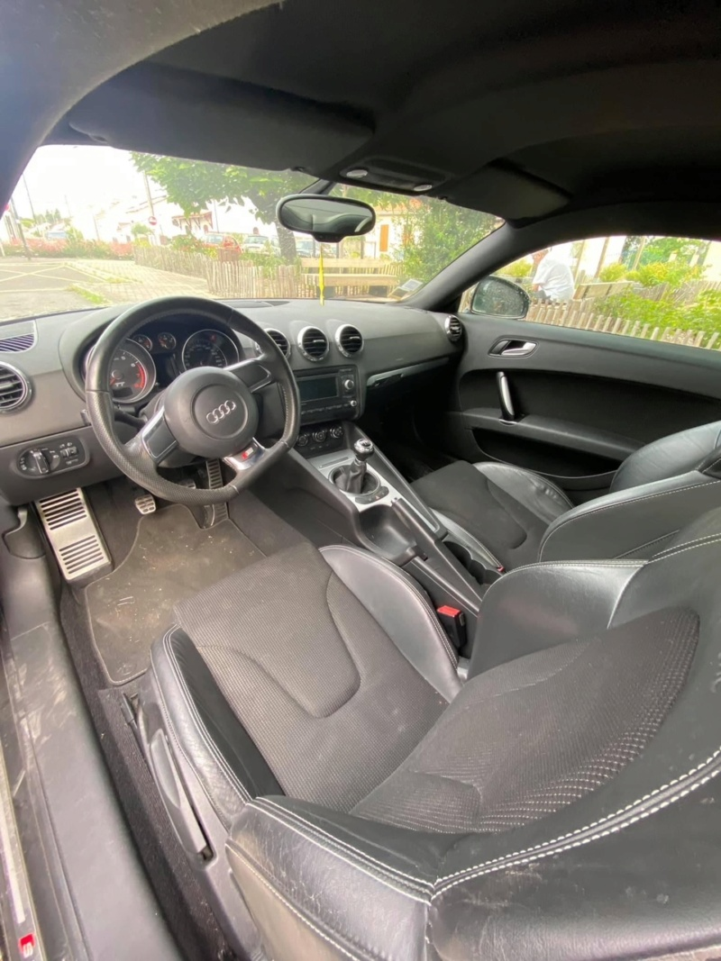 Audi TT 1.8 TFSI SLINE - Réfection Moteur 410