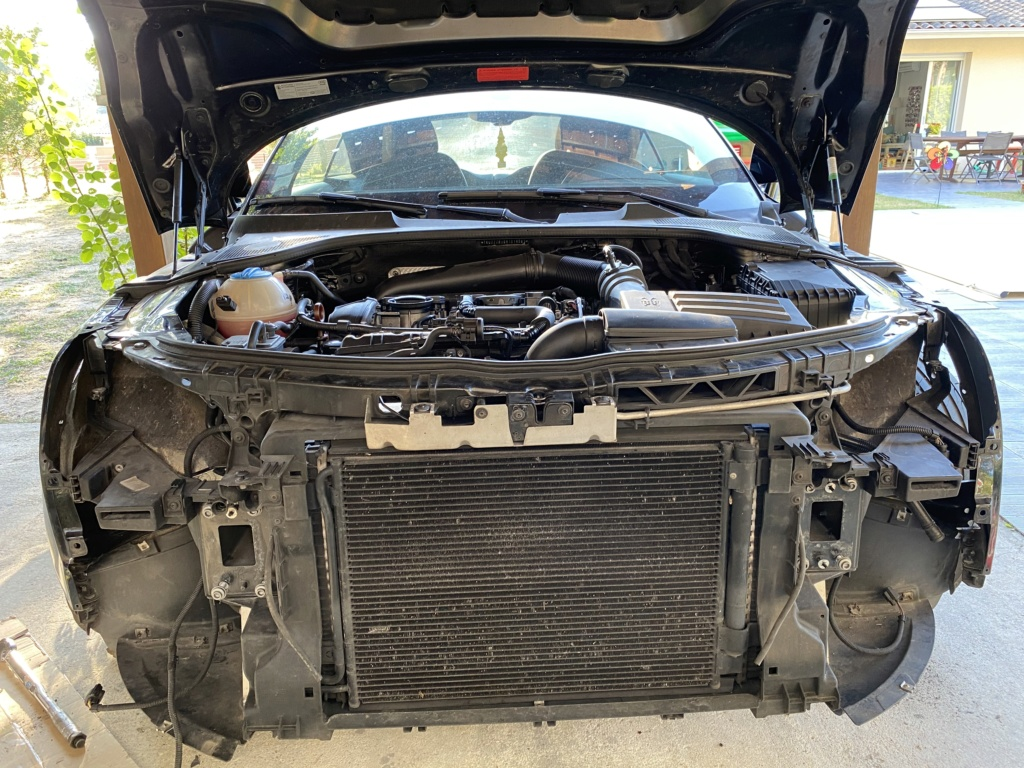 Audi TT 1.8 TFSI SLINE - Réfection Moteur 53dda910