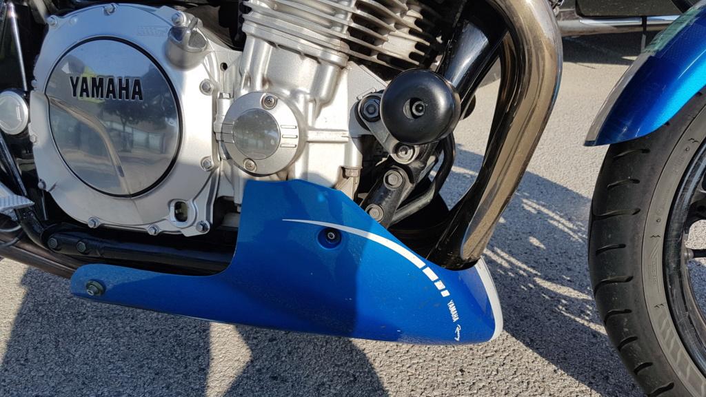 XJR 1300 BLUE POWER 20180918