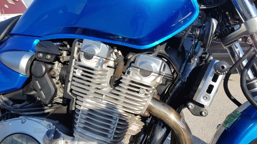 XJR 1300 BLUE POWER 20180921