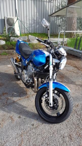 XJR 1300 BLUE POWER 20181113