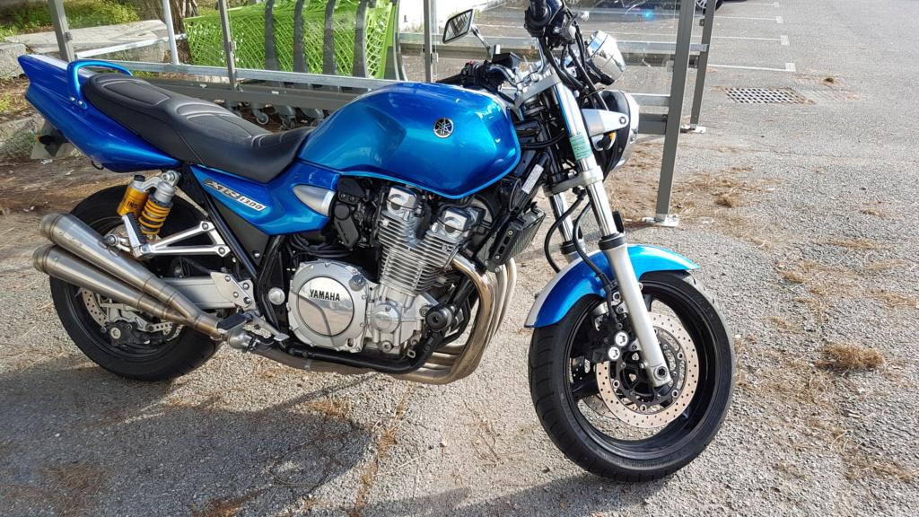 XJR 1300 BLUE POWER 20181115
