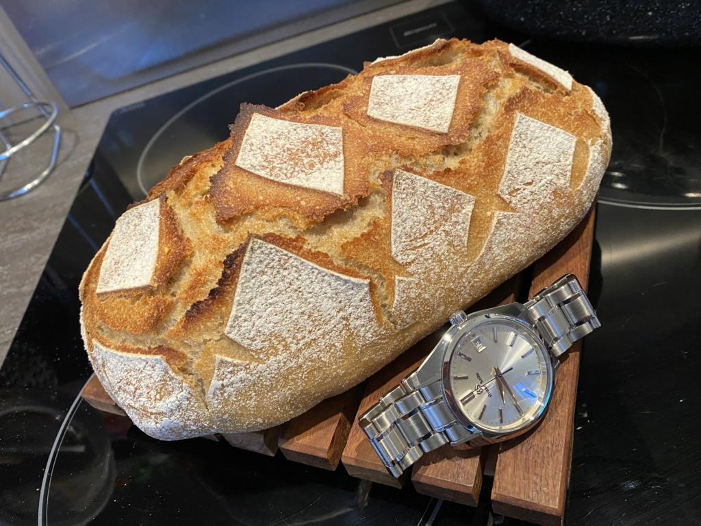 FAMeuse recette, le pain Grand Seigle 43160210