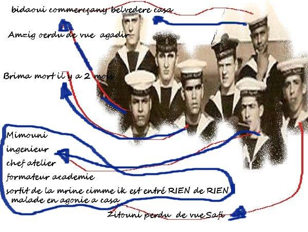 la promotion detecteurs 1966 en France Marine11