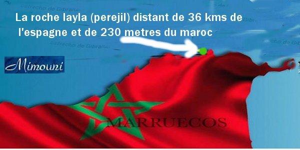 Remarquez comment l'Espagne notre pseudo ami parle de nous Marocains Pereji10