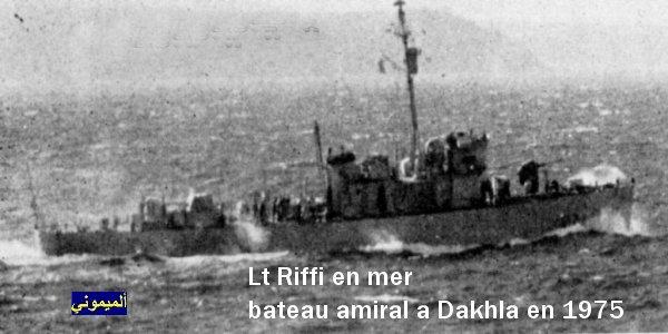 Royale - Les premiers navires de la Marine Royale (archives Mimouni) Riffi10