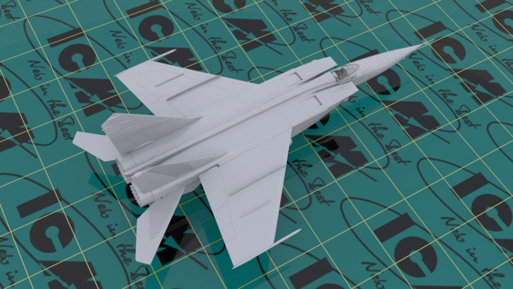 Montage MiG 25 ICM - Page 4 15319010