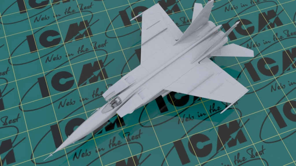 Montage MiG 25 ICM - Page 4 15319011