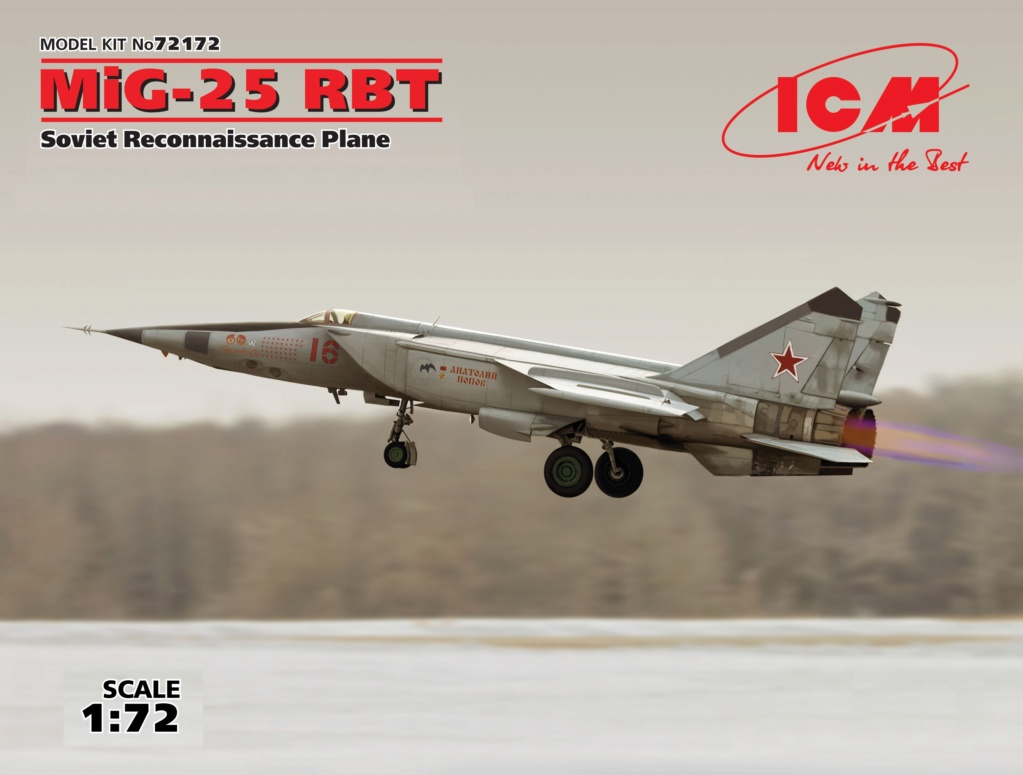 Montage MiG 25 ICM - Page 4 15378710