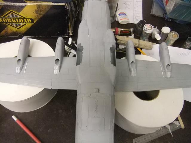 2 x C-130 HERCULE au 1/48ieme ! - Page 9 Dscf0333