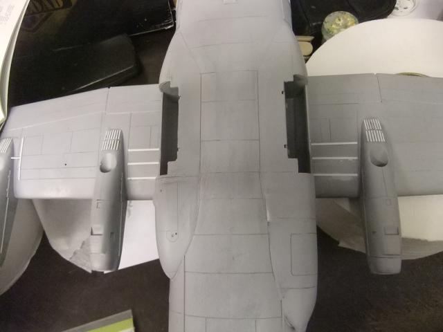 2 x C-130 HERCULE au 1/48ieme ! - Page 9 Dscf0427