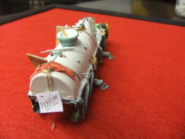 Moule maîtresse du AVRO CF-105 ARROW au 1/48 ! Dscf0631