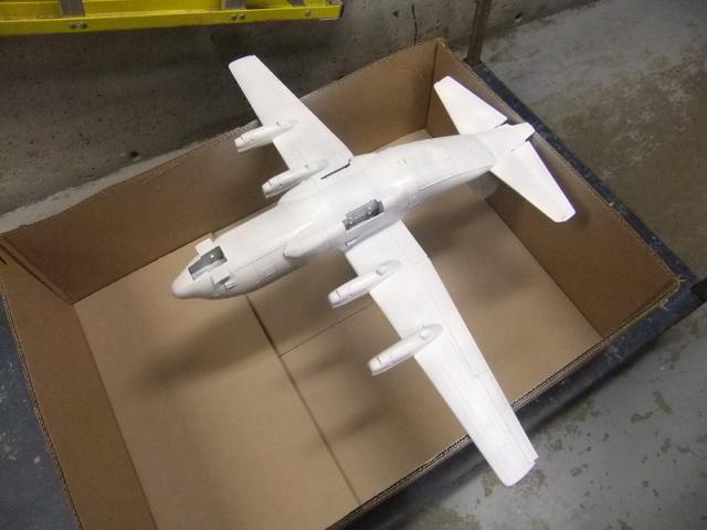 2 x C-130 HERCULE au 1/48ieme ! - Page 9 Dscf0744
