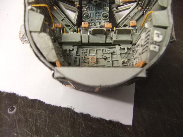 Le Module Lunaire de MONOGRAM/REVELL au 1/48ieme ! - Page 10 Dscf0997